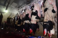 KIRMIZI ET - Et Ve Süt Kurumu Aksaray'da Hayvan Kesimine Başladı