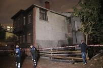 Fatih'te 2 Bina Çökme Riski Nedeniyle Boşaltıldı