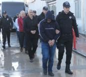 ADANA EMNİYET MÜDÜRLÜĞÜ - FETÖ'den İhraç Edilen 29 Eski Polis Adliyeye Sevk Edildi