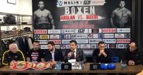 GURBETÇI - Fırat Arslan'ın Dünya Şampiyonluk Maçı İçin Geri Sayım Başladı