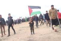 BAKANLIK - Gazze Sınırında 40 Kişi Yaralandı