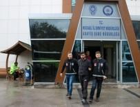 HIRSIZLIK BÜRO AMİRLİĞİ - Hırsızların 3 Kombiyi Çaldığı Lojman Binasını Su Bastı