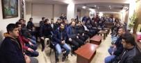 FATİH ÇALIŞKAN - Hisarcık Belediye Başkanı Fatih Çalışkan'dan Gençlere Açıklaması Hayallerinizi Yüksek Tutun