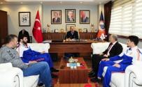 ENVER YıLMAZ - İstanbul BBSK, Metehan Başar Ve Cengiz Arslan İle Yeni Sözleşme İmzaladı