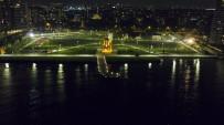 SARMAŞıK - İstanbul'da 5 Millet Bahçesi Yarın Açılıyor