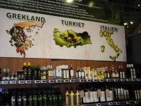 KULÜP BAŞKANI - İsveç'te Büyükelçi Eşlerinden Türk Marketine Ziyaret
