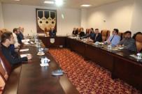 ORGANİZE SANAYİ BÖLGESİ - Karabük Üniversitesi Teknoloji Geliştirme Bölgesi Projesi Ele Alındı