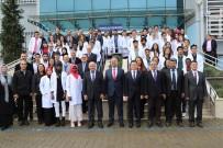 TIP FAKÜLTESİ ÖĞRENCİSİ - KBÜ Tıp Fakültesi Öğrencileri Beyaz Önlüklerini Giydi