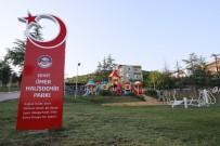 GÜVENLİK KAMERASI - Körfez'e Modern Ve Güvenli Parklar Kazandırıldı