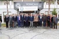 SAĞLIK TURİZMİ - Kütahya'da Termal Sağlık Turizmi Çalıştayı