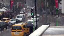 Malatya'da Kar Yağışı