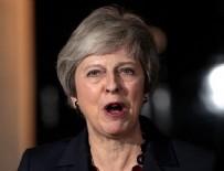 İRLANDA CUMHURIYETI - May'den kritik mesaj: Avrupa Birliği'nden ayrılıyoruz!