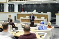 MEHMET ASLAN - Meram'da 'Zamanı Etkili Kullanma Ve Etkili İletişim' Semineri