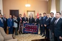 MHP Selendi Teşkilatı Ankara'da Temaslarda Bulundu