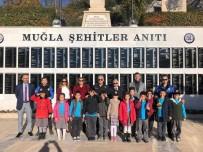 ŞEHİT AİLELERİ - Miniklerden Şehitlik Ziyareti