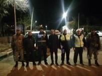 GÜVENLİK GÖREVLİSİ - Mustafa Atalay Polislerle Bir Arada