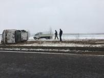 Niğde'de İki Ayrı Kazada 4 Kişi Yaralandı