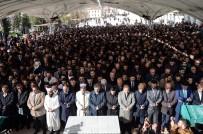 Öldürülen Gazeteci Cemal Kaşıkçı İçin Fatih Camii'nde Gıyabi Cenaze Namazı Kılındı
