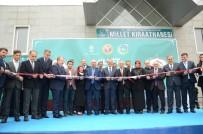 SEDDAR YAVUZ - Ordu'da 'Millet Kıraathanesi' Açıldı
