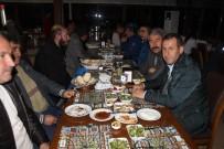 CUMHURİYET SAVCISI - Osmaneli İlçe Jandarma Komutanı Demirpehlivan'a Veda Yemeği