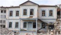 TARİHİ BİNA - Pazarkapı'da Tarih Yeniden Canlanacak