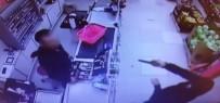 İTİRAF - Pendik'te Silahlı Market Soygunu Kamerada