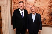 AÇIKÖĞRETİM - Rektör Çomaklı'nın Mardin Ziyaretleri