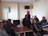 HALK EĞİTİM - Şaphane'de 'Elde Türk İşlemeleri' Kursu Açıldı