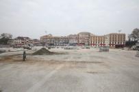 Şehir Merkezinin Vitrini 'Demokrasi Meydanı' Olacak