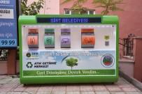 SIIRT BELEDIYESI - Siirt'te Plastik Atıklar Geri Dönüşüme Kazandırılacak