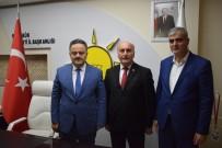 MECLIS BAŞKANı - Sözen, Yeniden AK Parti'de