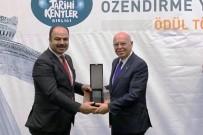 Süleymanpaşa Belediyesine Bir Ödül Daha