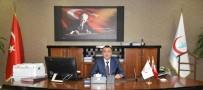 GÖZ KAPAĞI - Sünnetçioğlu Açıklaması 'Akciğer Kanseri, Her Yıl Yaklaşık 1,6 Milyon Ölüme Neden Olmaktadır'