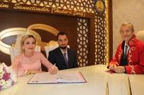 ŞAHINBEY BELEDIYESI - Tahmazoğlu'ndan Yeni Çiftlere Nikah Sürprizi
