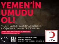 Türk Kızılayı Kocaeli Şubesinden Yemen'e Yardım Çağrısı