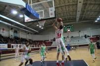 Türkiye Basketbol Ligi Açıklaması Yalova Belediyespor Açıklaması 81 - Mamak Belediyesi Yeni Mamak Spor Açıklaması 74
