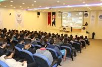 Üniversite Öğrencilerine 'Bilişim, Teknoloji Ve Siber Güvenlik' Konferansı Verildi
