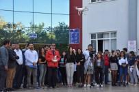 HASAN ŞAHIN - Üniversite Öğrencilerine 'Drone' Eğitimi
