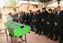 Vali Kaymak, Amasya'da Cenazeye Katıldı