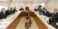 GENEL SEKRETER - Vali Okay Memiş Açıklaması 'Bizim Potansiyelimiz Türkiye'yi Etkiler'