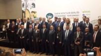 Yazıhan Belediyesi'ne Başarı Ödülü Verildi