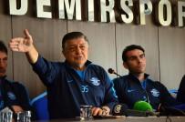 Yılmaz Vural Açıklaması 'Adana Demirspor'u 24 Yıl Sonra Süper Lig'e Çıkarmak İçin Geldik'