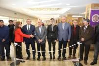 ATATÜRK ÜNIVERSITESI - 61 Yıl Önce Atatürk Üniversitesi'nin Açılışının Yapıldığı Altın Makasla Serginin Açılışı Yapıldı