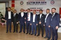 İSTİKLAL - Ahmet Dönmez, Eğitim-Bir-Sen Çankırı Şube Başkanı Oldu