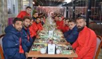 PETKIM - Aliağaspor'lu Futbolculardan Moral Gecesinde Galibiyet Sözü