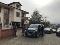 İÇİŞLERİ BAKANI - Bakan Soylu, Şehit Kaymakam Safitürk'ün Mezarı Başında Dua Etti