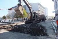 ŞEHIT - Belediyeden Hummalı Çalışmalar Devam Ediyor
