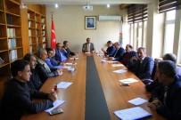 TOPLANTI - Bingöl'de 'Muhtar Buluşmaları' Toplantısı