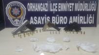 Bursa'da Uyuşturucu Operasyonu Açıklaması 7 Gözaltı