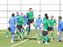 MILLI MAÇ - Çaykur Rizespor, U21 Takımı İle Hazırlandı